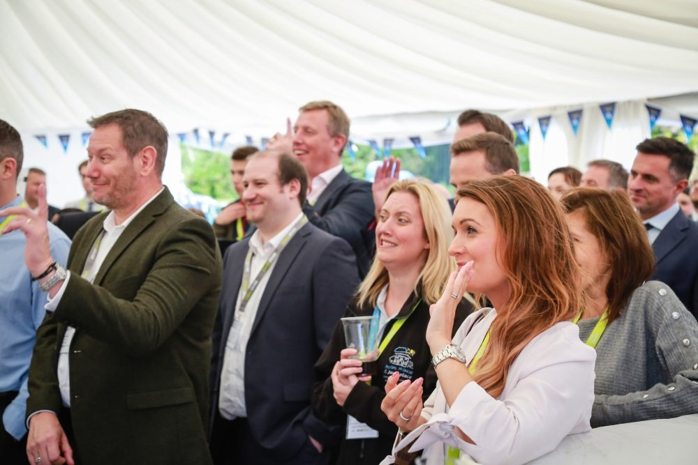 Aerial Direct's official office launch