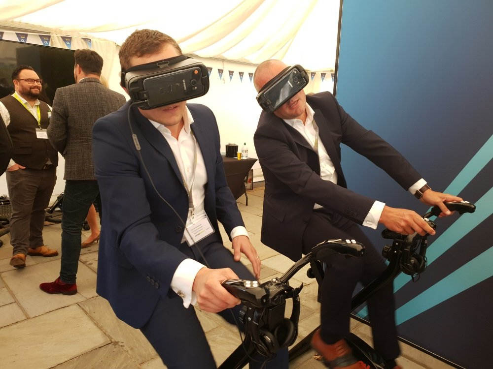 Samsung-VR-bike-race-Aerial-Direct-Open-Dayv2 - Aerial Direct