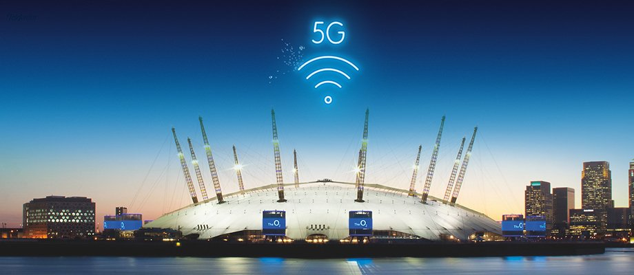 Saving the best till last – O2 5G is coming